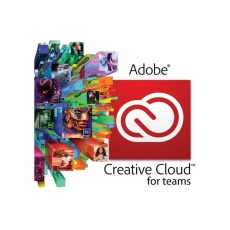 Creative Cloud for teams All Apps Multiple Platforms ML Licensing Subscription NEW 1 User Level 1 1-9 12 Month