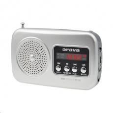 Orava RP 130 silver rádio