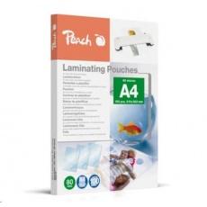 Peach Laminovacia fólia A4 80mic, 100 ks,  PP580-02