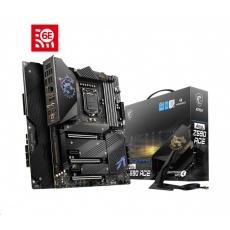 MSI MB Sc LGA1200 MEG Z590 ACE, Intel Z590, 4xDDR4, 2xMiniDP, 1xHDMI, WI-FI