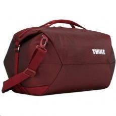 THULE cestovní taška Subterra, 45 l, vínově červená