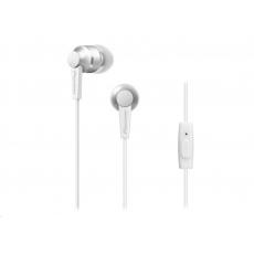 Sluchátka do uší-bílá-SE-C3T-W