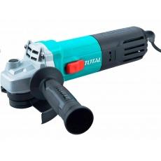 Total TG10711526E Bruska úhlová, 750W, 115mm, industrial