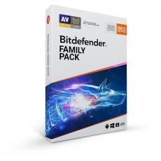 PROMO_10PK Bitdefender Family pack - 15 zařízení na 1 rok- BOX - akce Xiaomi Redmi 9A 2GB/32GB