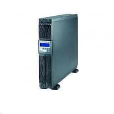 Legrand UPS Daker DK Plus 6000VA/6000W, On-Line, Rack 2U/Tower, bez baterek, svorkovnice