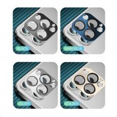COTEetCI sklo na fotoaparát pro Apple iPhone 12 Pro 6.1'' modré