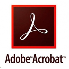 Acrobat Pro DC MP Multi Euro Lang TM LIC SUB RNW 1 User Lvl 1 1-9 Month GOV