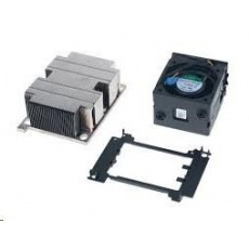 DELL Heat Sink for 2nd CPU x8/x12 Chassis R540 EMEA