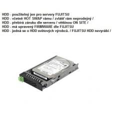 FUJITSU HDD SRV SAS 12G 1.2TB 10K 512n HOT PL 2.5' EP pro RX2520M4, TX1330M3, RX1330M3, RX1330M4, TX1330M4
