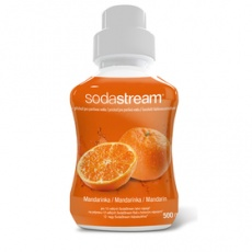 Sirup Sirup mandarínka 500 ml SODASTREAM