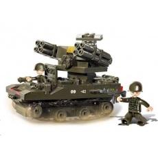 Sluban B-0283 Tank TOR-M1 212 dílků