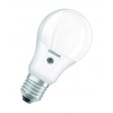 OSRAM LED STAR+ CL A Daylight Sensor Fros. 6W 827 E27 470lm 2700K (CRI 80) 25000h A+ (Krabička 1ks)