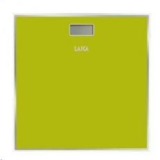 Laica digitální osobní váha zelená 150kg