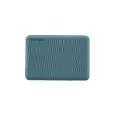 "TOSHIBA HDD CANVIO ADVANCE (NEW) 2TB, 2,5"", USB 3.2 Gen 1, zelená / green"