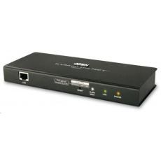 """ATEN Zařízení pro ovládání PC/KVM OverNet, do racku 19"""" + RS-232"""
