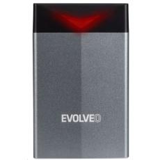 """EVOLVEO 2.5"""" Tiny G1, externí rámeček na HDD, USB 3.0"""