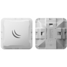 MikroTik CubeG-5ac60adpair, Wireless Wire Cube, 802.11ac/ad/n/a, 5 GHz, 60GHz, 1x10/100/1000 LAN, 256MB RAM, PoE in, L3