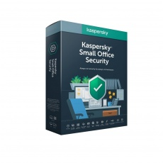 Kaspersky Small Office 20-24 licencí 3 roky - obnova