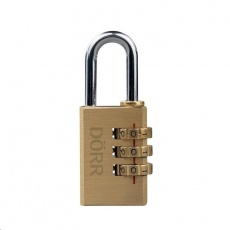 Doerr Combination Lock Medium visací zámek