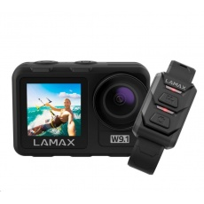 LAMAX W9.1 - akční kamera - rozbaleno