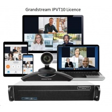Grandstream IPVT10 licence 35 účastníků