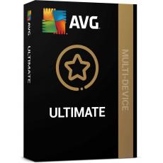 _Nová AVG Ultimate (Multi-Device, max. 10 připojených PC ) na 3 roky ESD