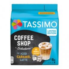 Kapsuly Tassimo Iced Caramel Latte 8 ks TASSIMO
