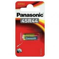 PANASONIC Stříbrooxidové - hodinkové baterie 4SR-44L/1BP 6,2 V (Blistr 1ks)