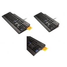 Lenovo Smartcard Wired Keyboard II-CZ/SK, čierna