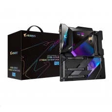 GIGABYTE MB Sc LGA1200 Z590 AORUS XTREME WATERFORCE, Intel Z590, 4xDDR4, 1xHDMI, WI-FI, E-ATX