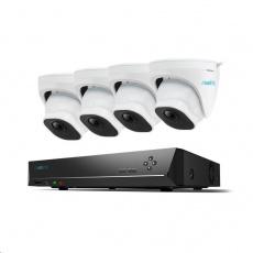 REOLINK bezpečnostní kamerový set s umělou inteligencí RLK8-520D4-A-2T-5MP, 5MP