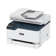 Xerox C235V_DNI, barevná laser. multifunkce, A4,C235 A4 22ppm WiFi C/P/S/F