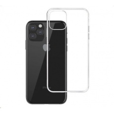 3mk ochranný kryt Clear Case pro Apple iPhone 12 mini, čirá