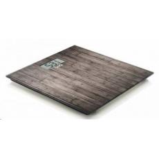 Laica digitální osobní váha imitace dřeva 180kg
