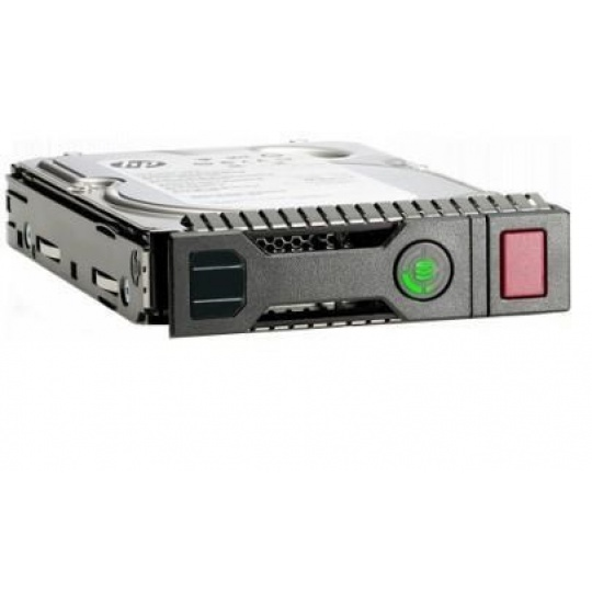 HPE HDD 600GB SAS 12G Enterprise 10K SFF (2.5in) SC 3y DigSignedFirmware