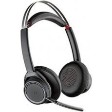 PLANTRONICS Bluetooth Headset Voyager Focus UC B825-M, bez stojánku