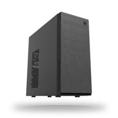 BAZAR CHIEFTEC skříň Elox Series HC-10B, Miditower, USB 3.0- NARAŽENÝ ROH
