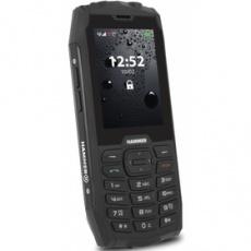 Mobilný telefón Hammer 4 tlačidlový čierny myPhone