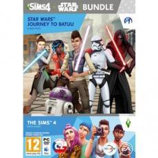 Hra pre Playstation 4 The Sims 4 základná hra + Star Wars