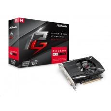 ASRock VGA AMD Phantom Gaming Radeon RX550 2G, RX 550T, 2GB GDDR5, 1xDP, 1xHDMI, 1xDVI