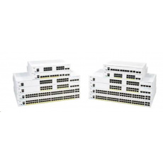 Cisco switch CBS350-24S-4G-EU, 24xGbE SFP Slots, 2xGbE combo + 2xSFP