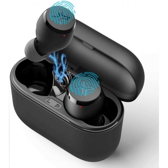 EDIFIER bezdrátové sluchátka X3, černá