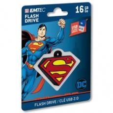 Flash disk Collector Superman USB 2.0 16GB EMTEC