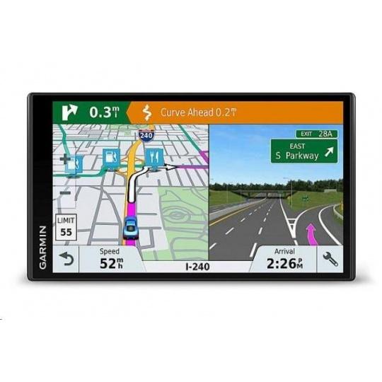 Garmin GPS navigace DriveSmart 61T-D Lifetime Europe45