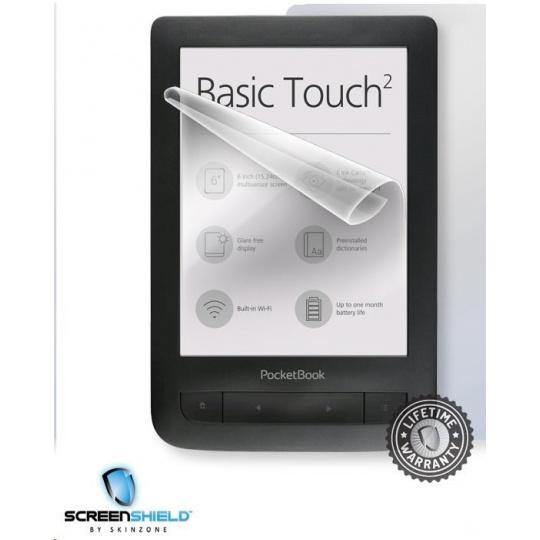 ScreenShield fólie na celé tělo pro POCKETBOOK 625 Basic Touch 2