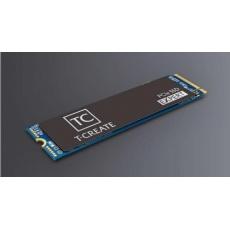 T-CREATE EXPERT SSD M.2 1TB, 2280 PCIe NVMe Gen3.0 x4 (R:3400/W:3000 MB/s)