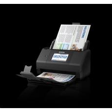 EPSON skener WorkForce ES-580W, A4, 600x600dpi, 35 str/min, USB 3.0, Wireless LAN