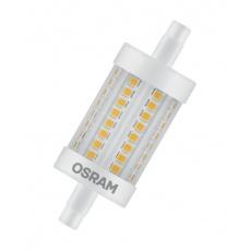 OSRAM LED STAR LINE 78 CL 7W 827 R7S 806lm 2700K (CRI 80) 15000h A++ (Krabička 1ks)