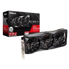 ASRock VGA AMD Radeon RX 6700 XT Challenger Pro 12GB OC, RX 6700 XT, 12GB GDDR6, 3xDP, 1xHDMI