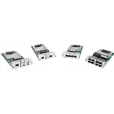 Cisco 1 port Multiflex Trunk Voice/Clear-channel Data T1/E1 Module